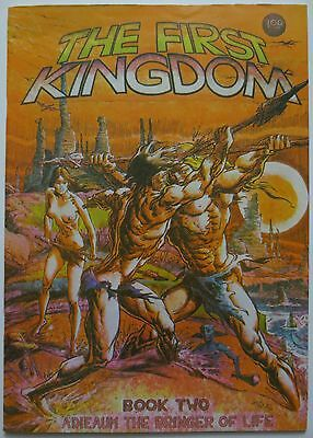 The First Kingdom #2 (1975, Diamond Comics Distributors) Book Two (M188)