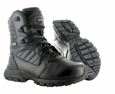 Botas Tacticas Impermeables Magnum Linx Leather 8.0 Waterproof