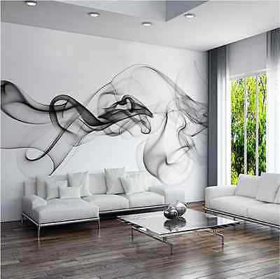 3d wallpaper bedroom tv living room decor modern luxury - Stickers papier peint mural ...