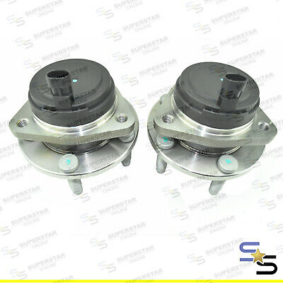 New Holden Ve Commodore Front Wheel Bearing Hubs Assembly With Abs 06-13