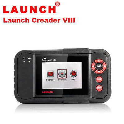LAUNCH X431 CREADER VIII CRP129 OBD2 Code Reader Scanner Diagnostic Tool ABS SRS