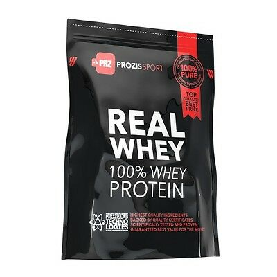 100% Real Whey Protein 1250 g - Prozis Sport - Proteine, Whey