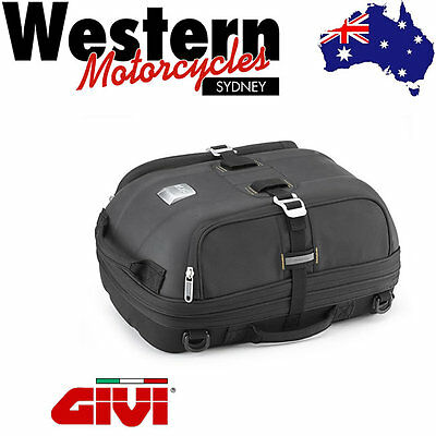 GIVI Tail bag / Backpack -MT502  30 Litre  - Luggage- Motorcycle