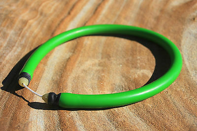 Speargun  Green Rubber Spearfishing 16mm * 600mm With Dyneema by ruminex