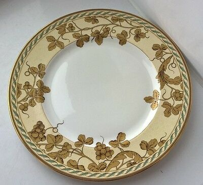 Wedgwood Golden Bird Dinner Plate - New