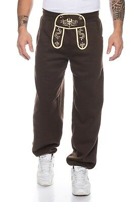 Finchman Terry Trousers Traditional Costume Jogging Pants Sweatpants