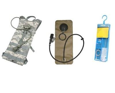 ACU Hydramax Hydration System w/ Camelbak Bladder and Cleaning Kit 6558