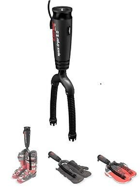 LENZ SKI BOARDING RIDING BOOT SPACE DRYER 2.0  HEATER 230 v EU plug 1815 THERMIC