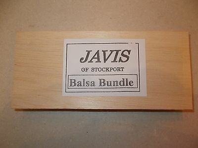 Javis Balsa Wood Bundle