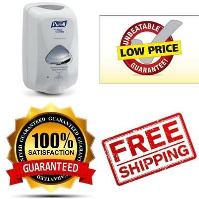 PURELL 2720-01 TFX Touch Free Hand Sanitizer Dispenser, Dove Gray