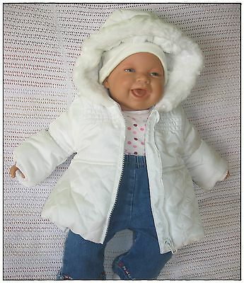 winterjacke winterhose schneehose gr 80 m dchen baby. Black Bedroom Furniture Sets. Home Design Ideas
