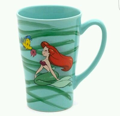 Disney Ariel Art Sketch Mug Cup The Little Mermaid