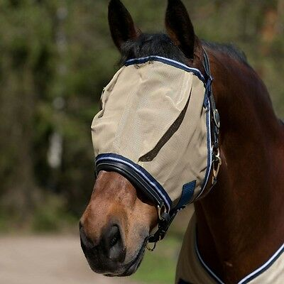 OFFER Fly mask, fly mask, Fly hood various sizes