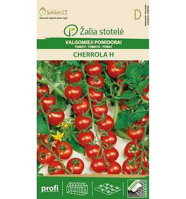 Tomato Seeds Cherolla H Half-Tal Early Delicious Hybride Small Fruit