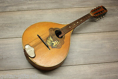 Vintage Mandolin Project - The Michigan - Made in Germany