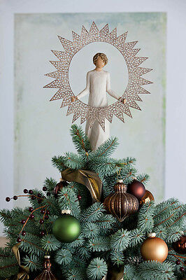 Willow Tree Nativity - Starlight Tree Topper Demdaco