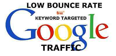 Unlimited USA Keyword / Search Traffic for 30 Days