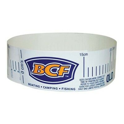 BCF Fish Measure Sticker
