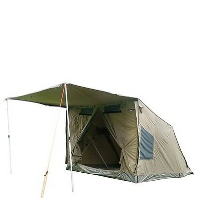 Oztent RV5 Instant Touring Tent - 5 Person - Boating Camping Fishing