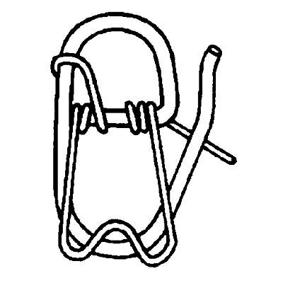 Ezy Lift Anchor Clip - Suits 12mm Rope