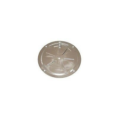 Butterfly Vent - Stainless Steel, 127mm