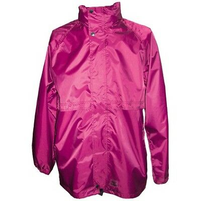 Rainbird Stowaway Jacket - Womens, Raspberry, S