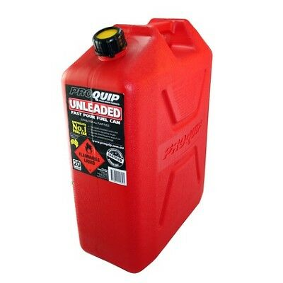 Pro Quip Jerry Can - Petrol, 20 Litre