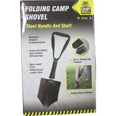 Gripwell Folding Shovel