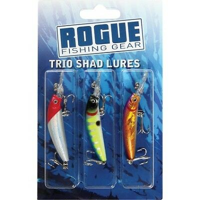 Rogue Trio 3 Pack  - Shad