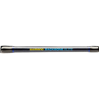 "Shimano Backbone Elite Overhead Rod - 5'6"""", 15Kg, Rollered"