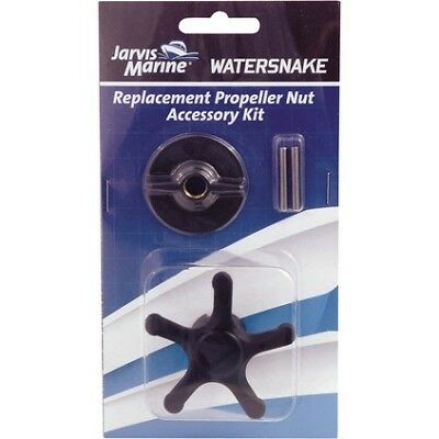 Jarvis Marine Prop Nut and Key Kit