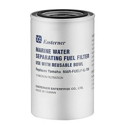 Eastener Fuel Filter Replacement - Yamaha