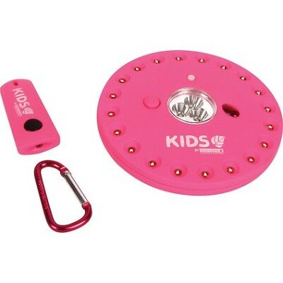 Wanderer Kids Tent Light - Pink