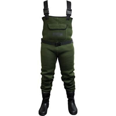 Rogue Neoprene Chest Waders - Sz 8