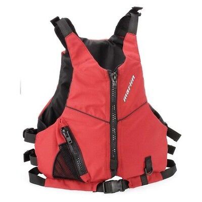 Marlin Paddler PFD 50 - Adult, Red