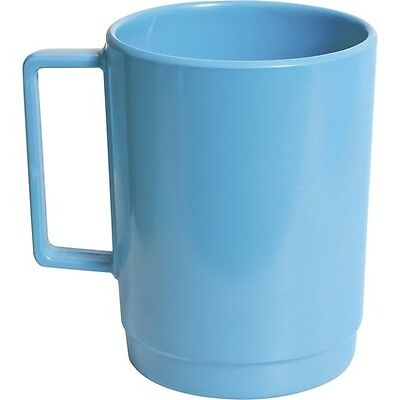 Campfire Melamine Stackable Mug, Blue