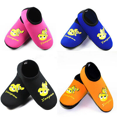 New Neoprene Socks Surfing Swim Water Sports Soft Boots Shoes For Adult & Child