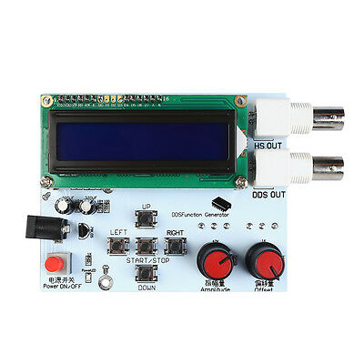 L.T. DDS Function Signal Generator Module Sine Square Sawtooth Triangle Wave Kit