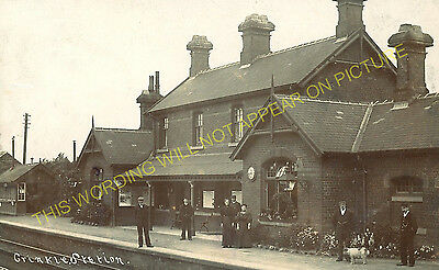 Grinkle Railway Station Photo. Staithes - Loftus. Whitby to Redcar Line. (2)