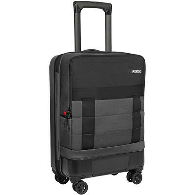 """NEW Ogio Departure 21"""" Pack Carry On Luggage Grey Travel Bag"""