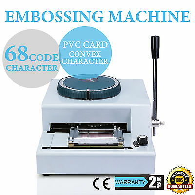68 Personaje Máquina De Gofrado Embossing Machine Embosser Adjustable Wholesale