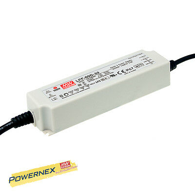 MEAN WELL [PowerNex] NEW LPF-60D-42 42V 1.43A 60.03W Single Output Power Supply