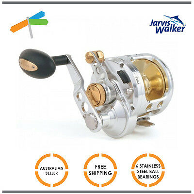 jarvis walker scorpion baitcaster manual