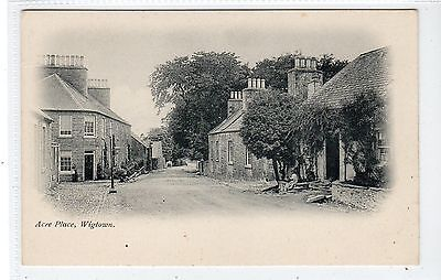 ACRE PLACE, WIGTOWN: Wigtownshire postcard (C20667)