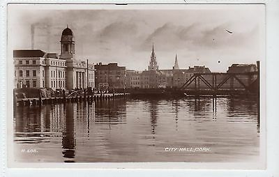 CITY HALL, CORK: Co Cork Ireland postcard (C20334)