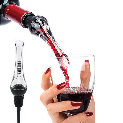 Wine Aerator&Pourer Decanter Spout Party Banquet Barware Kitchenware Tool
