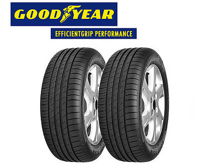 2x Goodyear EfficientGrip Performance - 205/50 R17 93W XL (ALL SIZES AVAILABLE)