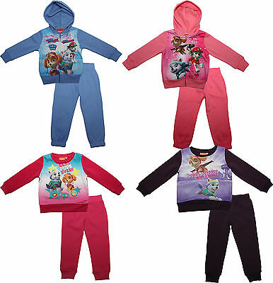 Paw Patrol Girls No Job To Big Hodded Tracksuit By BestTrend