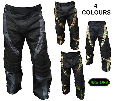 Den-Ops Paintball Pants Hunting Trousers Airsoft Shooting Fishing S-XXL 4 Clrs