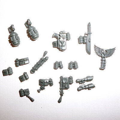 Blood Angels Tactical Squad Accessories - G309